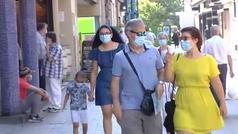 Diez comunidades imponen el uso de la mascarilla