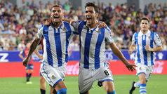 LaLiga (J5): Resumen y gol del Huesca 0-1 Real Sociedad