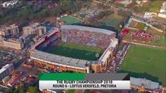 La increíble remontada de los 'All Blacks' para cerrar el Rugby Championship
