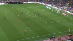 Gol de Stuani (1-1) en el Barcelona 2-2 Girona