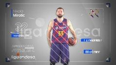 Nikola Mirotic, un MVP de récord para mandar un aviso al baloncesto europeo