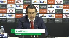 """Emery volverá a Mestalla: """"El Valencia será un rival muy duro"""""""