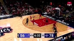 La WNBA descubre a la premiada 'MAIT3' Cazorla a base de triples
