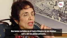 """""""Nos tenían recluidos en el Centro Olímpico no nos dejaban salir"""""""