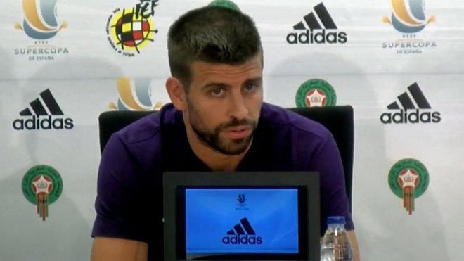 Piqué no seguirá con la selección española, y Luis Enrique intenta convencerlo