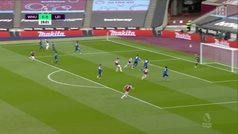 Premier League (J31): Resumen y goles del West Ham 3-2 Leicester