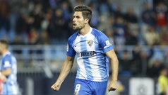 LaLiga 123 (J22): Resumen y goles del Málaga 2-1 Lugo