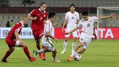 Copa de Asia: Resumen y goles del Líbano 4-1 Corea del Norte