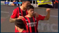 Brahim Díaz da la victoria al Milan (1-2) ante el Spezia