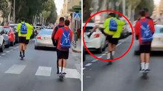 El Melilla aparta a los jugadores de su cantera que protagonizan este lamentable vídeo