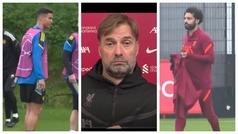 Velocidad, ambas piernas, remate de cabeza... Klopp compara a Cristiano con Salah, ¿quién gana?