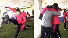 El puntazo de Jesé ante Di María y Cavani que fue celebrado como un gol en el PSG