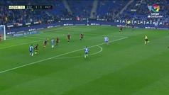 Gol de Oro (J23): Gol de Darder (2-1) en el Espanyol 2-1 Rayo