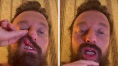 """Un DJ italiano acusa a McGregor de haberle pegado: """"Es violento y peligroso"""""""