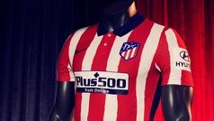 El Atlético presenta su primera equipación de la temporada 20-21