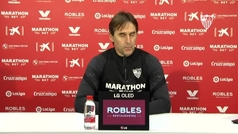 "Lopetegui: ""Nos enfrentamos a un Leganés con una plantilla de Primera"""