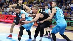 Liga ACB. Resumen Tenerife- Estudiantes