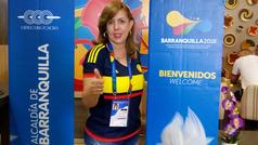 """Clara Luz Roldán: """"Hemos aprendido mucho del deporte mexicano, pero queremos ganarles"""""""