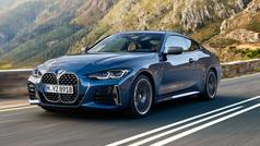 El BMW Serie 4 Coupé cambia de cara