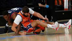 Liga ACB: Resumen Valencia 91-76 Andorra