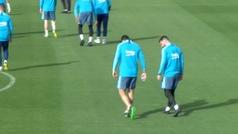 Nuevo look de Leo Messi