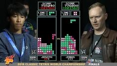 Una remontada inolvidable en Tetris: así destronó un joven de 16 años al siete veces campeón del mundo