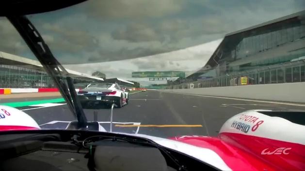 Así adelanta rivales el Toyota de Alonso