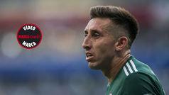 El sueño de Héctor Herrera es ganar la Champions y el Mundial