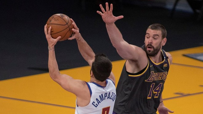 NBA: Marc Gasol, in the orbit of the Warriors after the imminent arrival of DeAndre Jordan to the Lakers