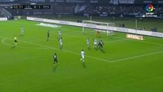 Gol de Cabral (p.p.) (0-2) en el Celta 2-4 Real Madrid