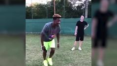 Jimmy Butler decide su futuro... ¡metiendo un penalti a Neymar!