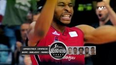 Lo mejor de los mejores: la recopilación del quinteto ideal de la ACB