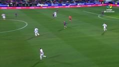 Gol de Oro: Gol de Enric Gallego (1-0) en el Huesca 4-0 Valladolid