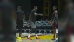 Irving, Durant y Harden se hacen de los Heat por un día