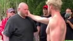 Logan Paul deja KO a su rival en un Campeonato de Bofetadas... y va por Kamotskiy