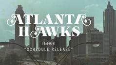 El sutil vídeo urbano de los Hawks para presentar sus fechas claves del curso NBA
