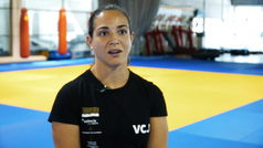 Julia Figueroa regresa a un Mundial tras su lesión