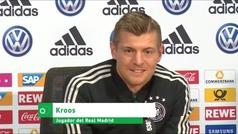 """Kroos: """"Es normal lo que nos está pasando esta temporada"""""""