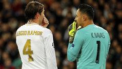 Champions League (Grupo A): Resumen y goles del Real Madrid 2-2 PSG