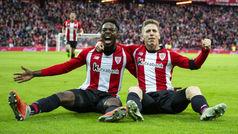 LaLiga (J19): Resumen y goles del Athletic 2-0 Sevilla