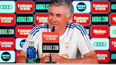 """Ancelotti: """"Darle dos partidos seguidos a Hazard puede ser complicado"""""""