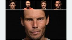 """""""Todos somos campeones"""" Nadal, Gasol, Márquez, Rubio, Iniesta - Davis Cup by Rakuten Madrid Finals"""