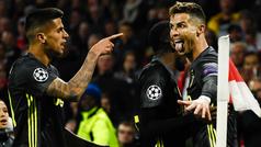 Champions League (cuartos, ida): Resumen y goles del Ajax 1-1 Juventus