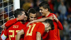 Amistoso internacional: Resumen y gol del España 1-0 Bosnia