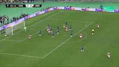Gol de Iwobi (3-1) en el Chelsea 4-1 Arsenal