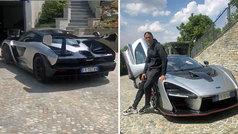 Cristiano Ronaldo presume de su última joya sobre ruedas: ¡800 caballos y un millón de euros!