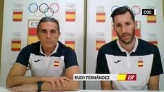 """Rudy: """"Juancho está decepcionado y triste"""""""