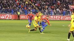 LaLiga 123 (J18): Resumen y goles del Extremadura 0-1 Nástic