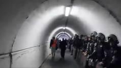 El túnel de los horrores: el túnel de vestuarios más terrofício del fútbol