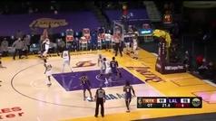 El milagro in extremis que puede valer unos playoffs a los Lakers